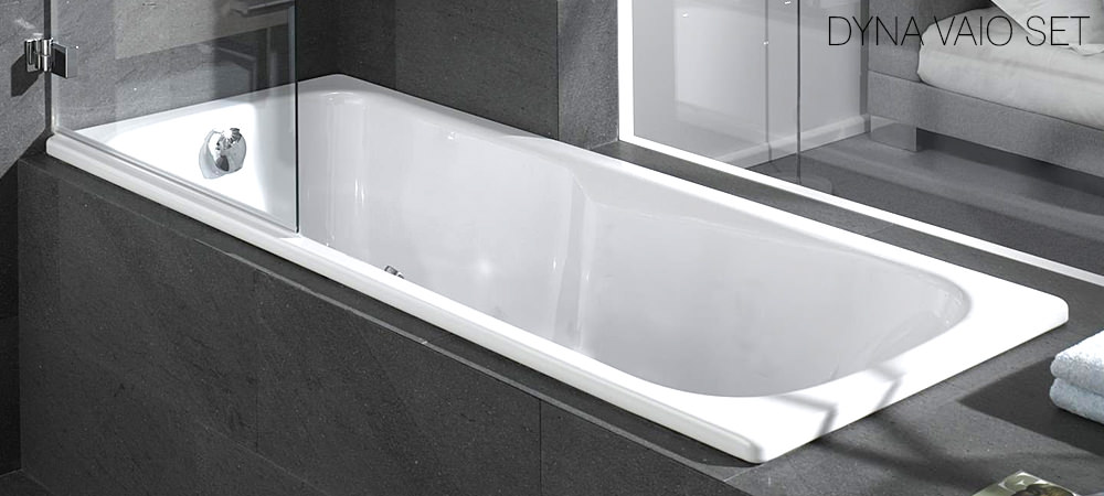 kaldewei baths shower trays at qs supplies. Black Bedroom Furniture Sets. Home Design Ideas