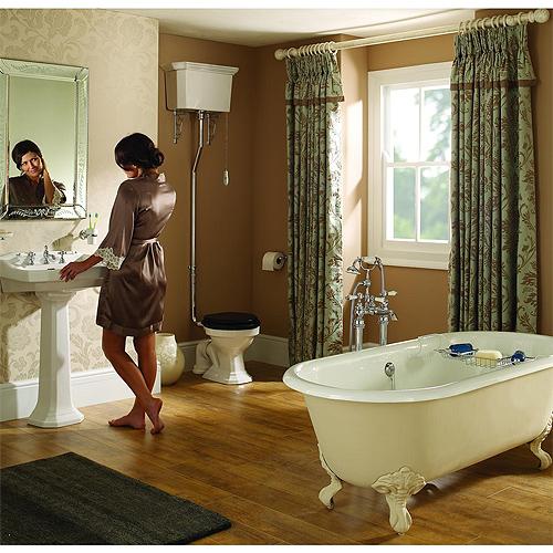 Heritage Bathroom Accessories: Design Cloakroom Suites With Heritage
