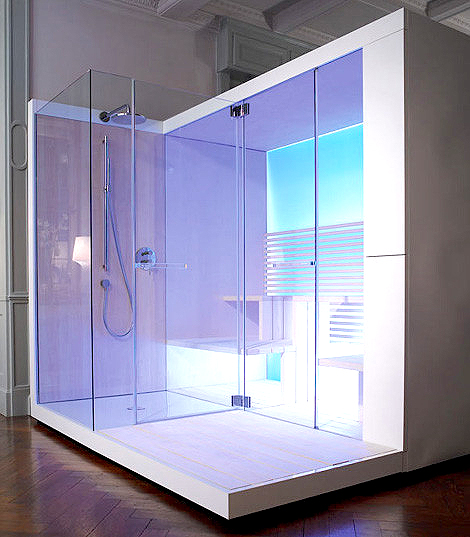 Inipi Steam Showers