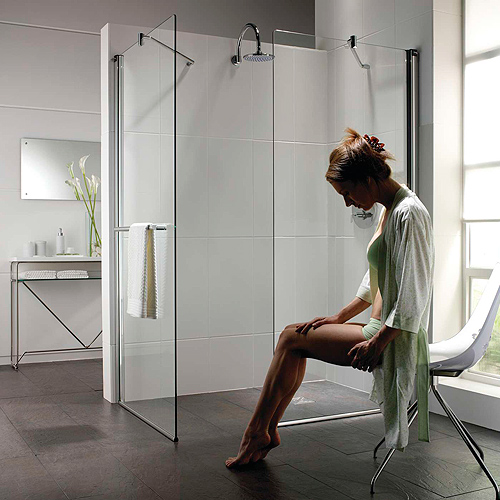 Twyford Designer Walk in Shower Enclosure