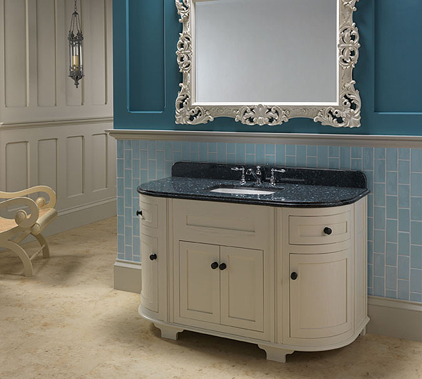 Whats old is new again vintage bathroom designs - Old fashioned bathroom furniture ...