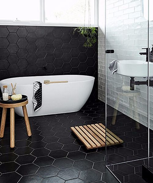 20 Beautiful Tiled Bathrooms And The Latest Interior Design Trends