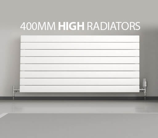 400mm Central Heating Radiators