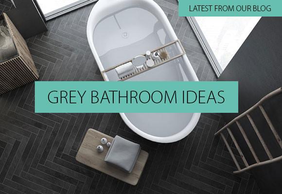 50 Shades Of Grey Bathroom Ideas
