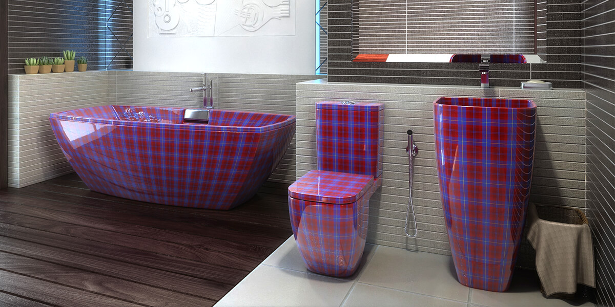 Kaliedo Bathroom Suite
