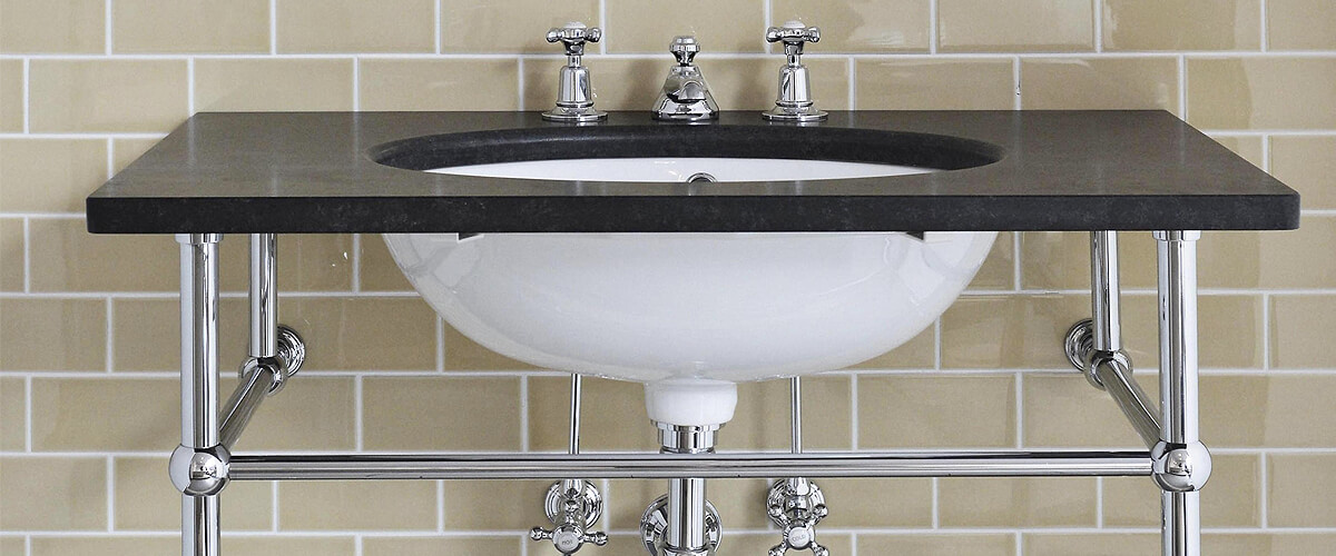 Basins with Stand
