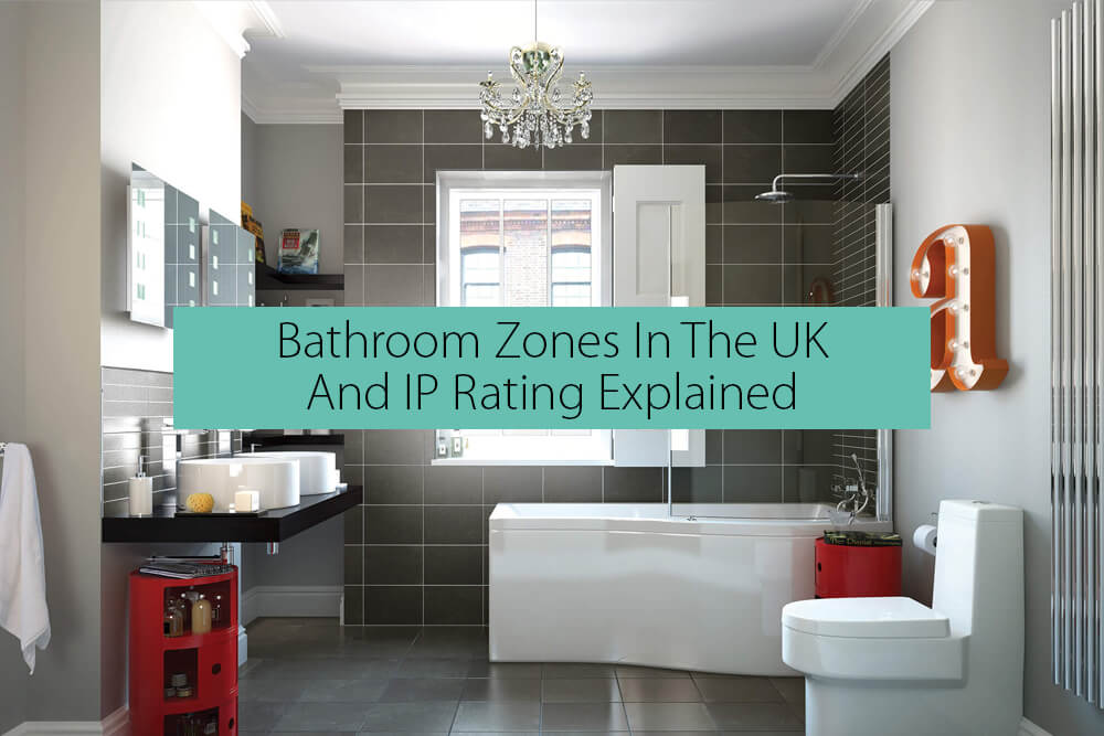 Bathroom Zones in the UK and IP Rating Explained