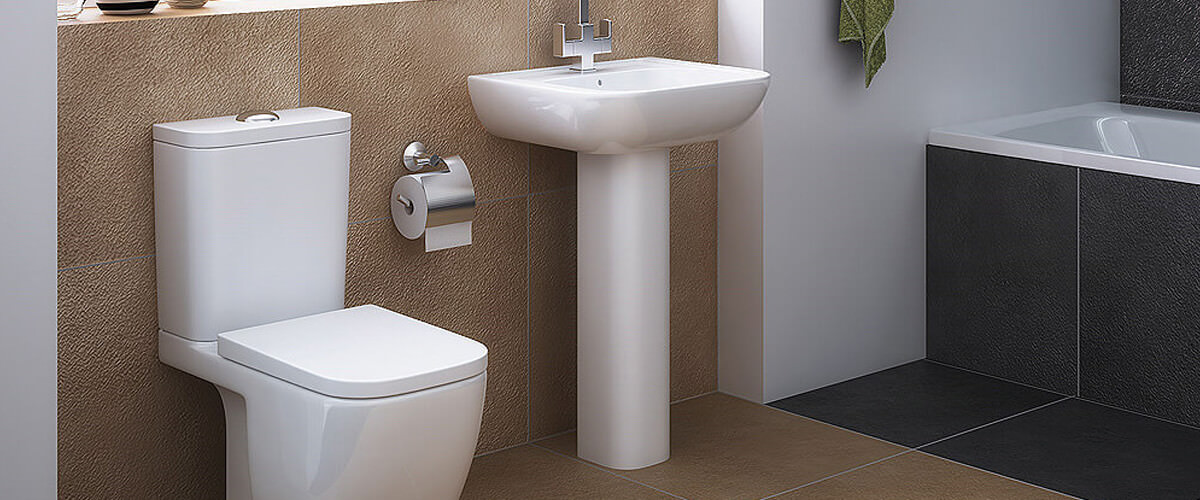 Compact Cloakroom Suite