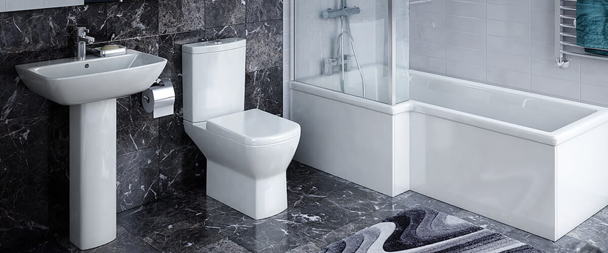 Sale Complete Bathroom Suites New Collection Qs