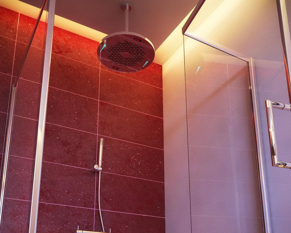 Designer Shower Heads