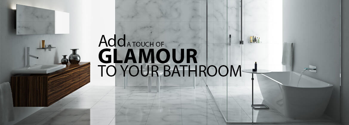 Make Your Bathroom More Glamorous