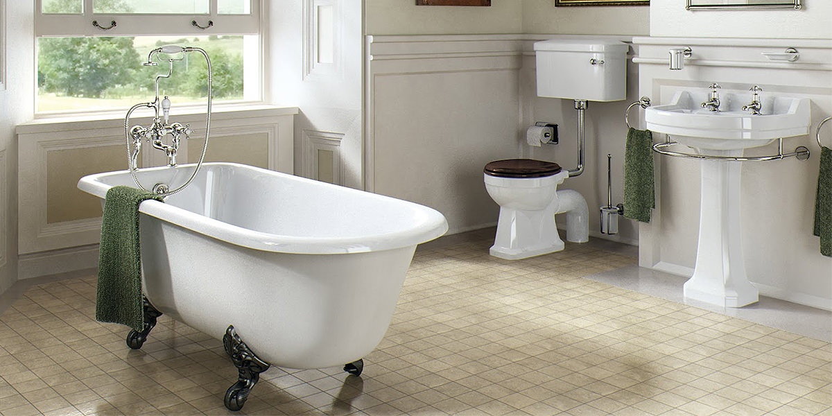 Heritage Traditional Bathroom suites