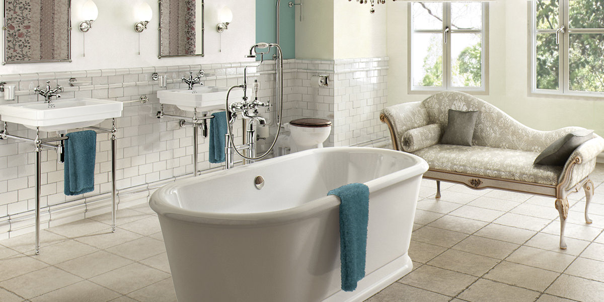 Heritage Traditional Style Bathroom suite