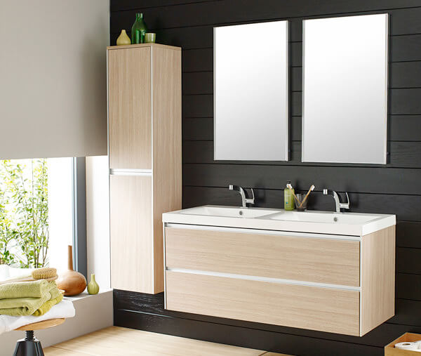 White bathroom furniture freestanding - Freestanding Bathroom Furniture Designer Cabinets Uk Style