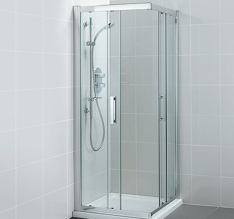 Corner Shower Cubicles