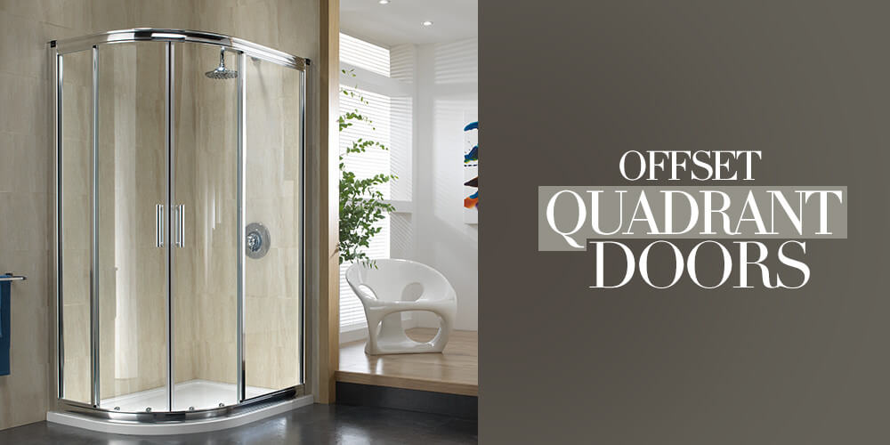 Offset Quadrant Doors