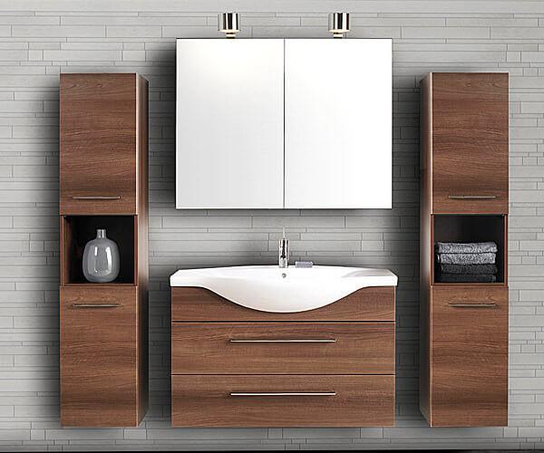 Wooden Bathroom Furniture Uk Bathroom Wooden Bathroom Mirror With Shelf Uk Diy Wooden
