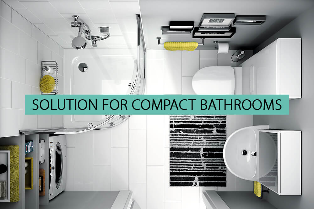 Compact Bathrooms