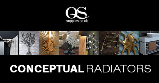Home Radiators Concepts Orginally Created by QS Supplies. Have at Look at these conceptual radiators to know more.