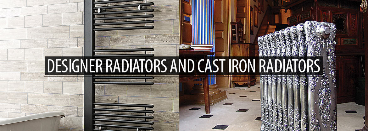Designer and Cast Iron Radiators