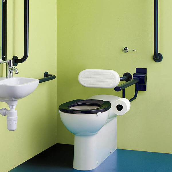 ambulant accessible toilets
