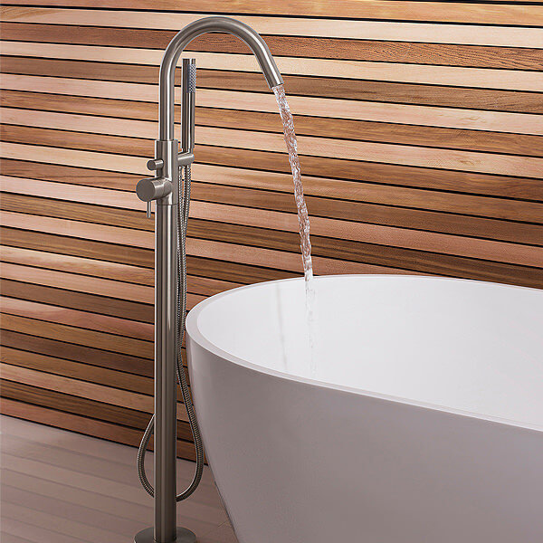 Floor Standing Bath Filler