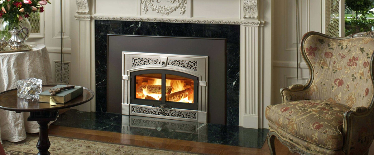 Thermostatically Controlled Fireplace