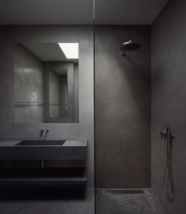 Grey Wetroom