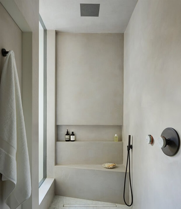 Grey Bathroom Idea