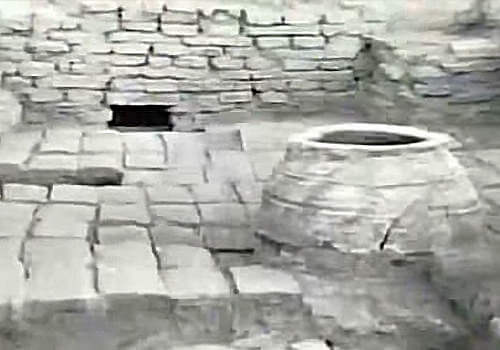 King Nebuchadnezzar II Palace