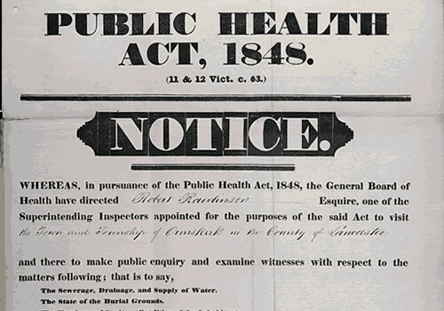 national public health Act