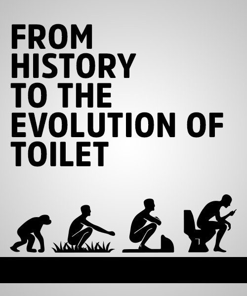 From History to The Evolution of Toilet