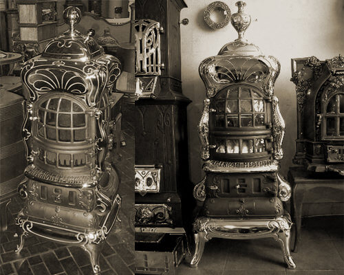17th century stoves