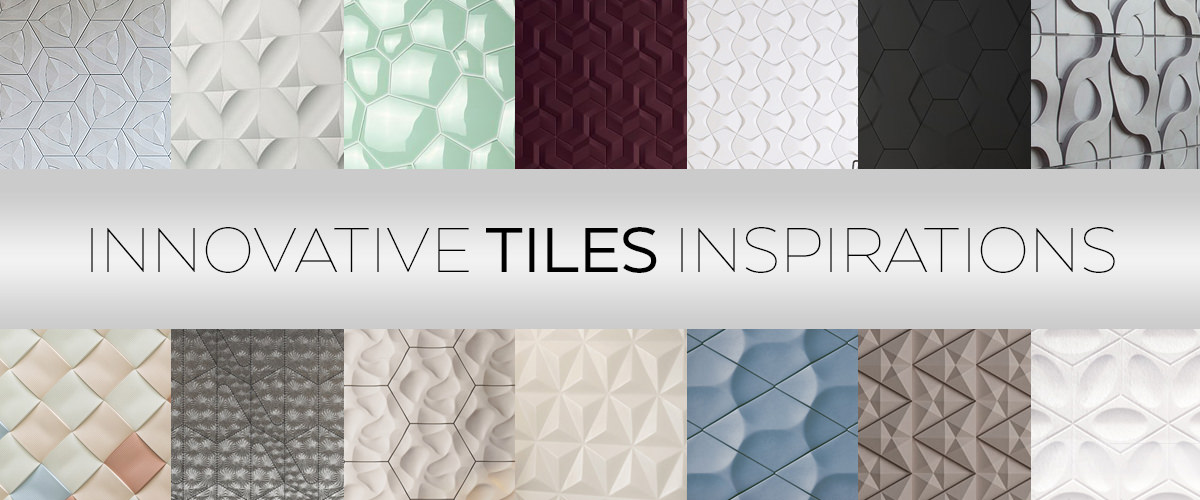 Innovative Tiles Inspirations