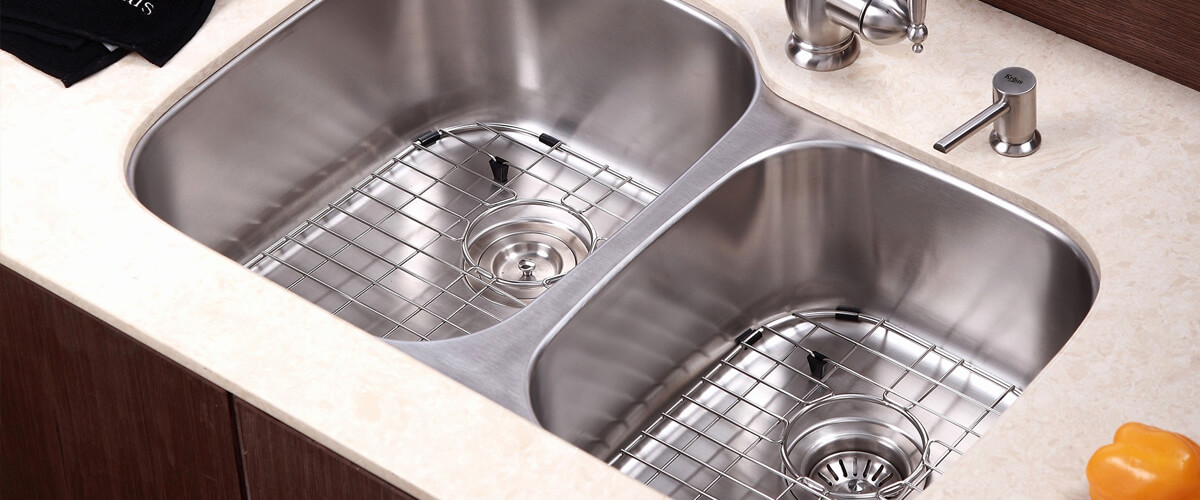 Kitchen Sink Drainer