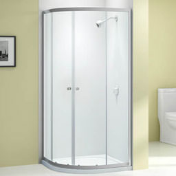 Merlyn Ionic Source 2 Door Quadrant Shower Enclosure 1850mm Height
