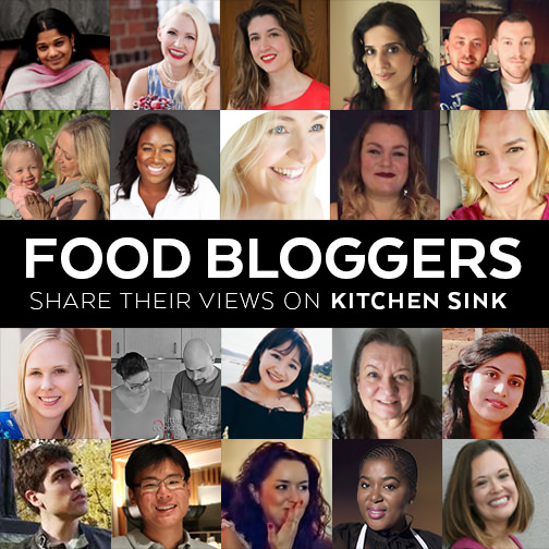 21 Top Food Bloggers