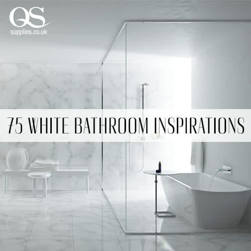 Bathroom Ideas 75 White Designer Bathroom Idea