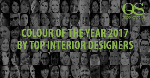 Know opinion of 100 Top Interior Designers about Colour of the Year 2017. Find Trendy Shades Inspiration for Your Interiors.