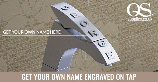 Customised Your Own Tap with Your Name on it