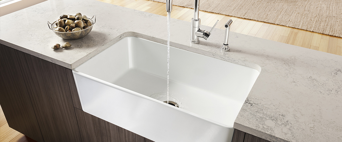 Large Kitchen sink bowl