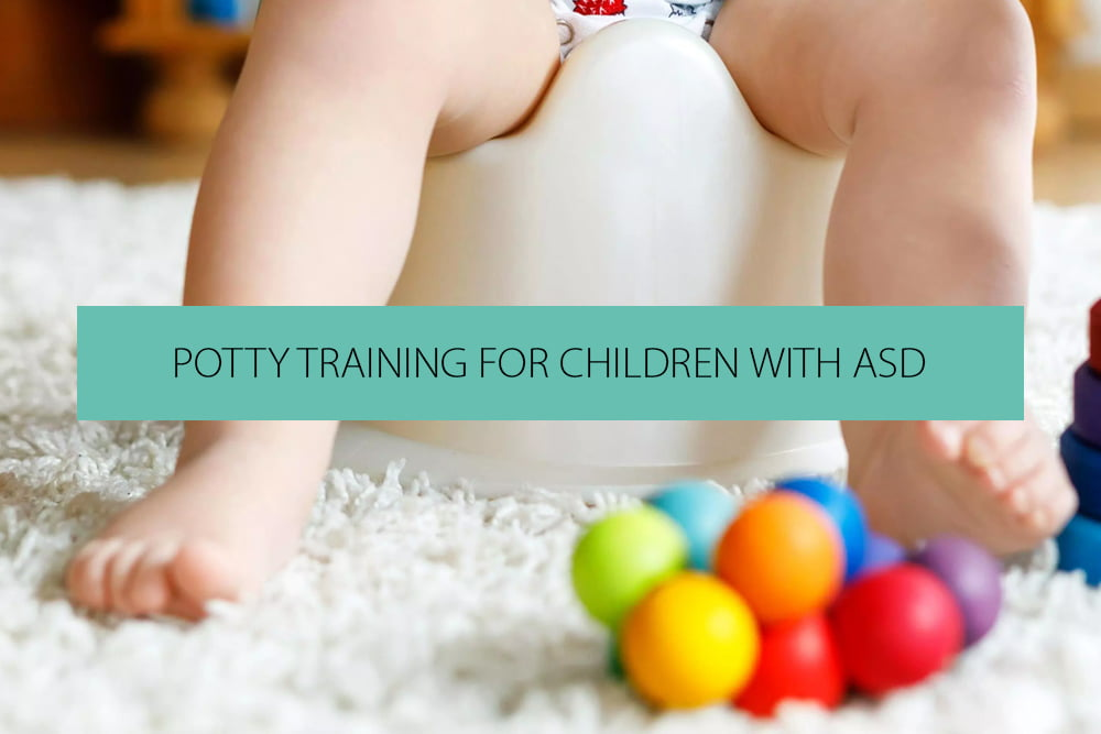 Potty Training For Children with ASD