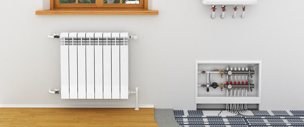 Underfloor Heating and Central Heating