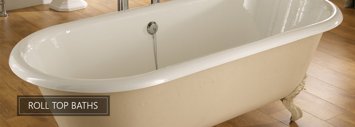 Roll Top Free Standing BathsBath Buying Guides   Tips   Advices. Roll Top Bath Waste Problems. Home Design Ideas