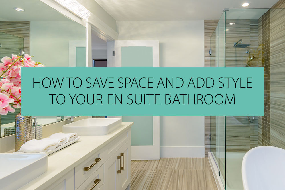 Save Space & Add Style to your bathroom