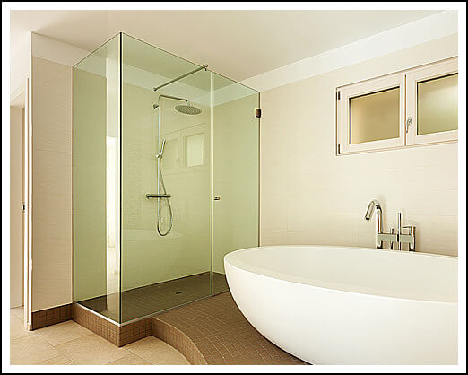 Selecting a perfect shower enclosure