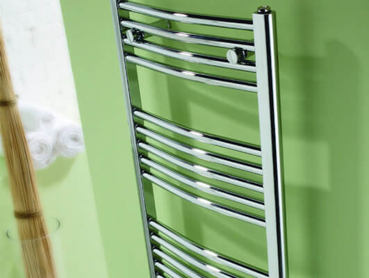 Space Heated Towel Rails
