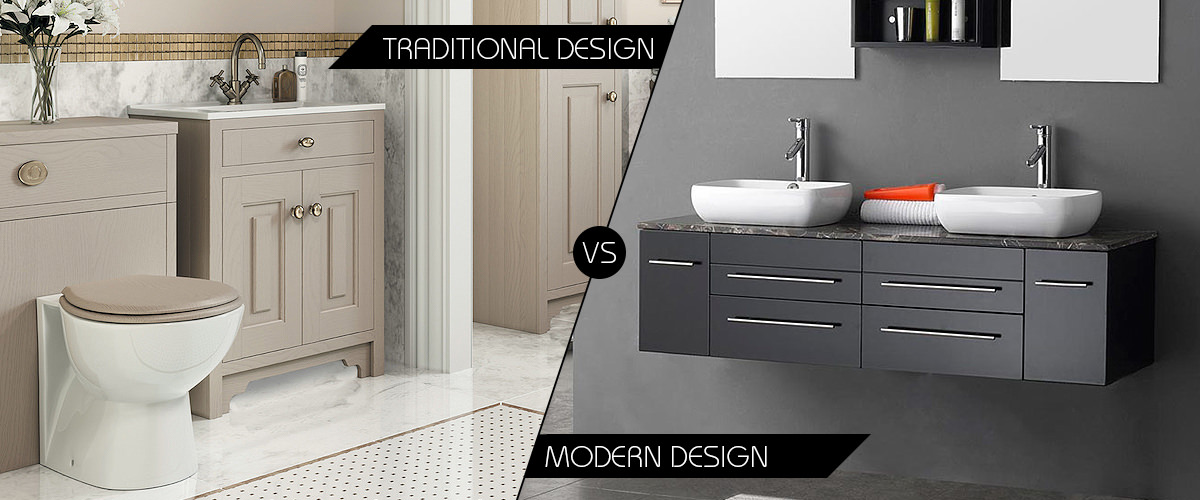 modern bathroom furniture cabinets. modern versus traditional style options vs bathroom furniture cabinets
