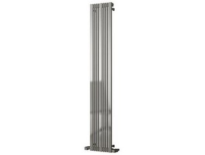 Reina Karia 300 x 1800mm Stainless Steel Vertical Designer Radiator