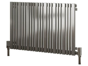 Reina Versa 415 x 600mm Stainless Steel Designer Radiator